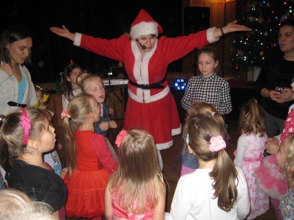 Spotkanie ze Świętym Mikołajem 2016