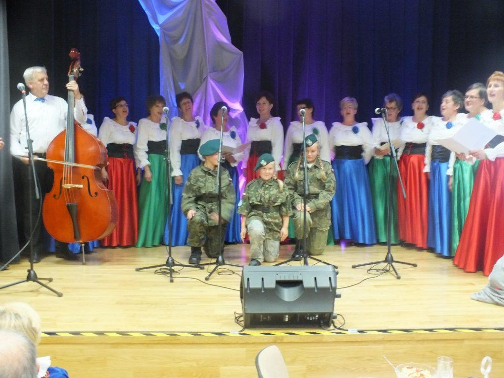 Jubileusz 5 - lecia zespołu śpiewaczego Wesołe Kumoszki